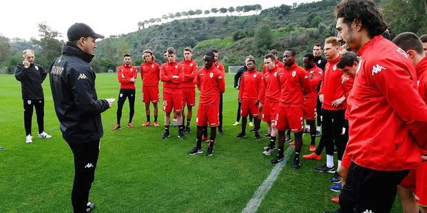 """Jankovic réagit à l'affaire Trebel: """"Les joueurs du groupe sont ici"""" - La DH"""