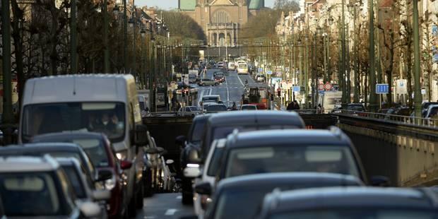 Les tunnels Léopold II et Rogier sont à nouveau ouverts à la circulation - La DH