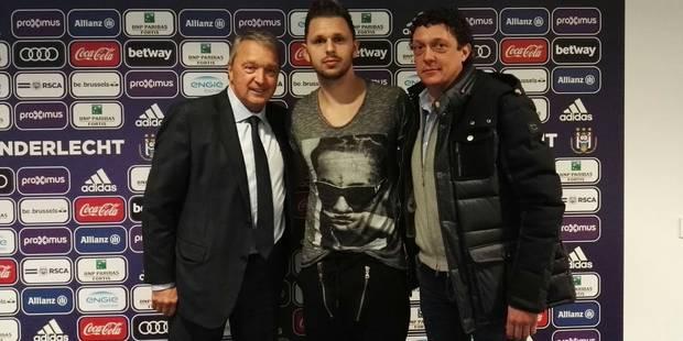 Nouveau joueur d'Anderlecht, Dylan Lambrecth finira la saison à Roulers - La DH