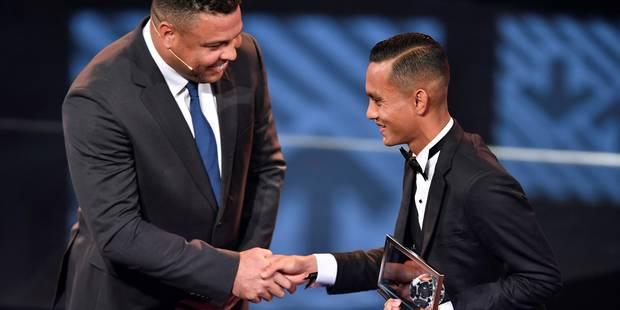 Le prix Puskas attribué à Mohd Faiz bin Subri pour son incroyable coup franc (VIDEO) - La DH