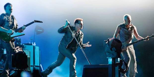 U2 débarque en Belgique: 150.000€ pour s'offrir le stade Roi Baudouin - La DH