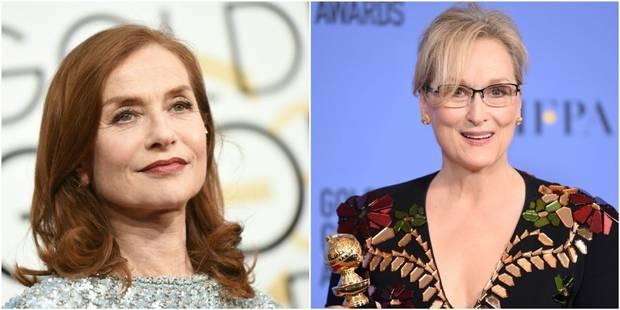 A plus de 50 ans, les actrices ne veulent plus être invisibles - La DH