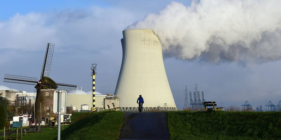 Le réacteur nucléaire Doel 4 à l'arrêt après un incident qui a fait un blessé grave