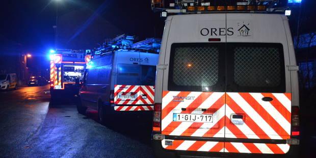 Fuite de gaz à Marche: une vingtaine de personnes évacuées - La DH