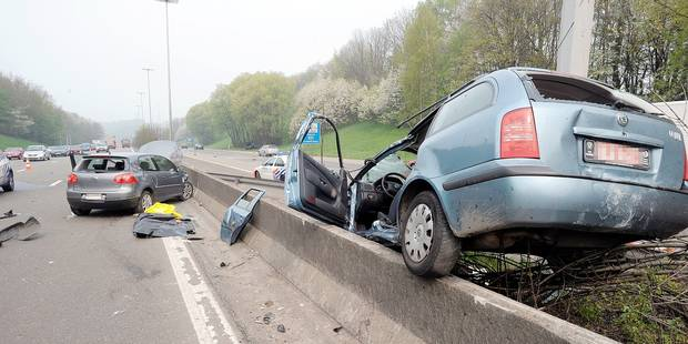 En moyenne, le Belge a six accidents dans sa vie - La DH