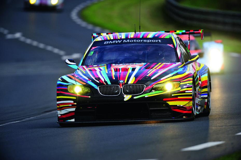 2010 Jeff Koons BMW M3GT2