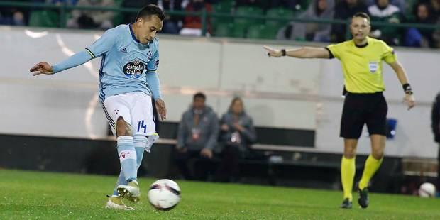 Belges à l'étranger: Sans Bongonda, le Celta Vigo élimine Valence et Zakaria Bakkali de la Coupe du Roi - La DH