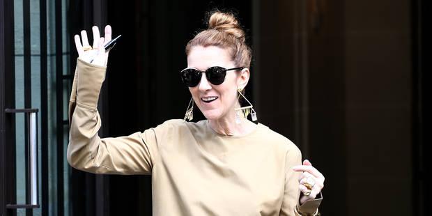 Céline Dion a changé de tête - La DH