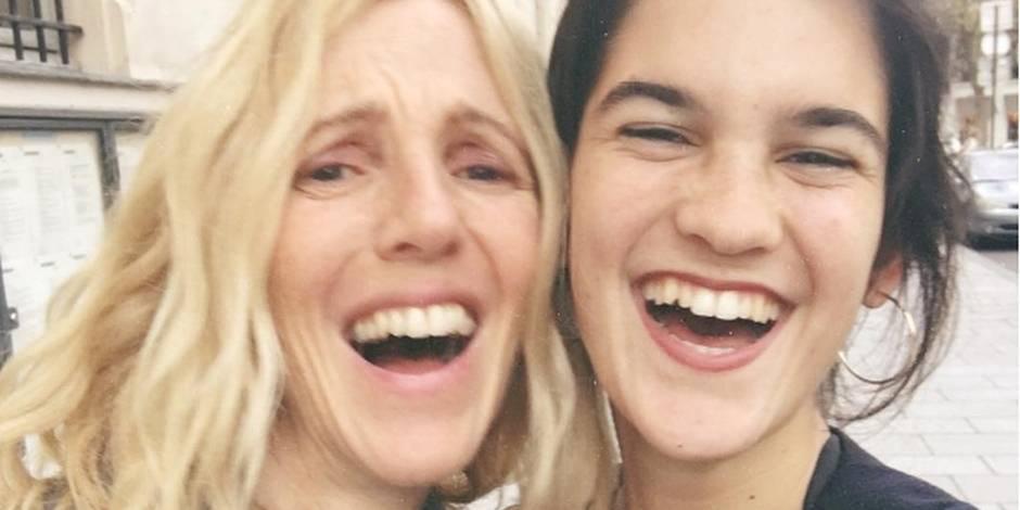 La fille de Sandrine Kiberlain et Vincent Lindon prend la pose pour Vogue