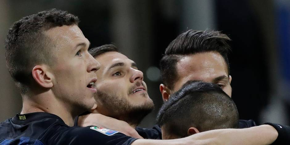 Serie A: On n'arrête plus l'Inter Milan