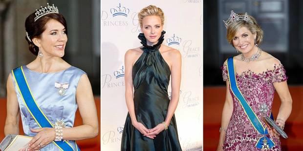 Maxima, Mary et Charlène: les princesses des antipodes - La DH