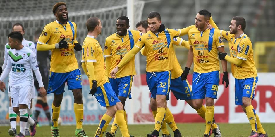 Match nul et vierge entre l'Union Saint-Gilloise et le Lierse (0-0)