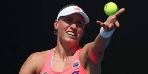 Australian Open: Flipkens, Zanevska et Wickmayer s'inclinent, Goffin s'en sort en 5 sets ! (LIVE et IMAGES) - La DH