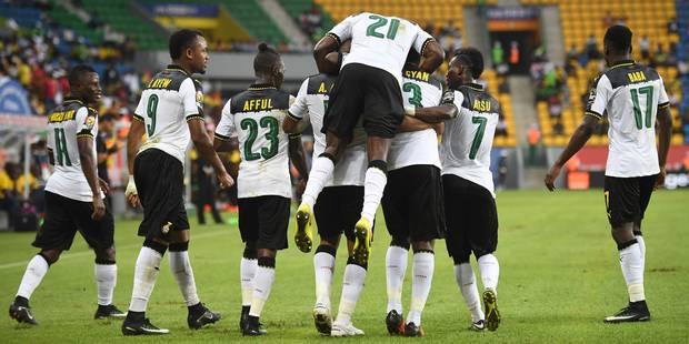 CAN: le Ghana l'emporte sur le plus petit écart contre l'Ouganda - La DH