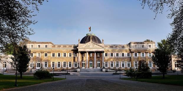 Le palais de Laeken chauffé par l'incinérateur de déchets - La DH