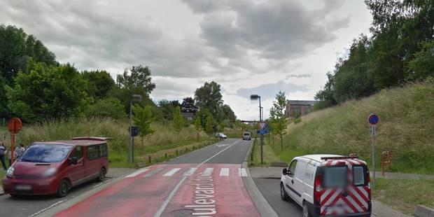 Grave accident à Louvain-la-Neuve: Un conducteur grièvement blessé - La DH