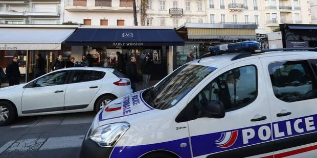 L'incroyable butin pris par le cambrioleur d'une bijouterie sur la Croisette à Cannes - La DH