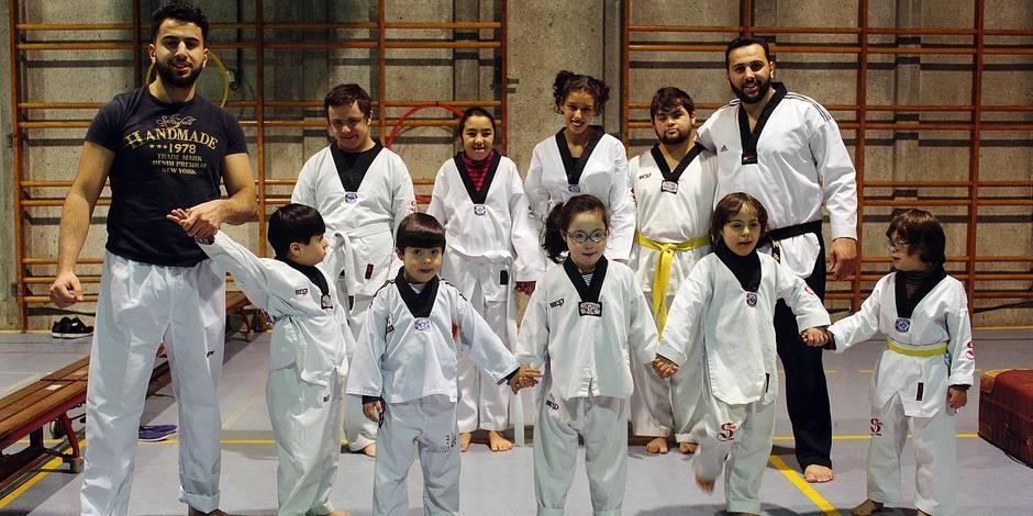 Un exemple pour le taekwondo belge