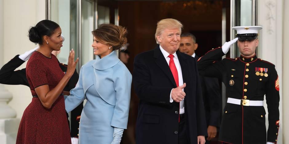 Karl Lagerfeld Et Ralph Lauren habilleront Melania Trump