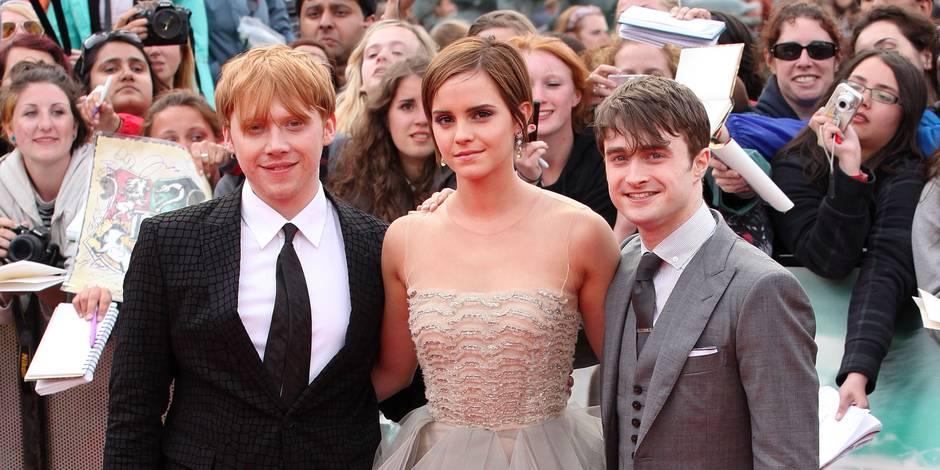 Le trio mythique de Harry Potter de retour dans l'adaptation au cinéma de l'Enfant Maudit ?