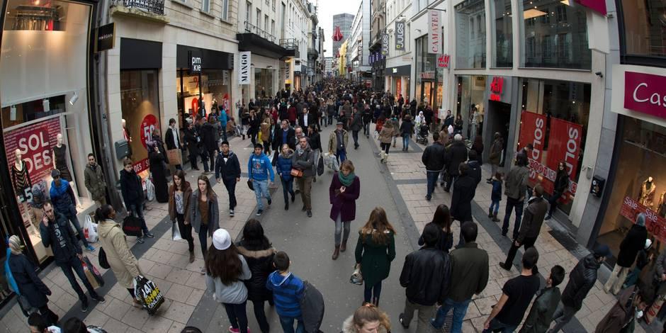 Les centres-villes wallons pas assez accessibles (INFOGRAPHIE) - La DH