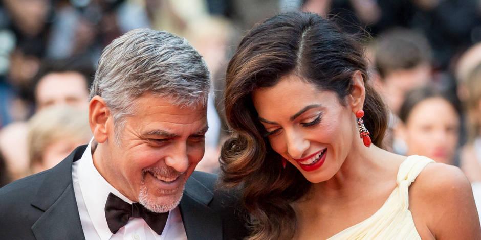 Amal Clooney enceinte de jumeaux : la rumeur qui se confirme