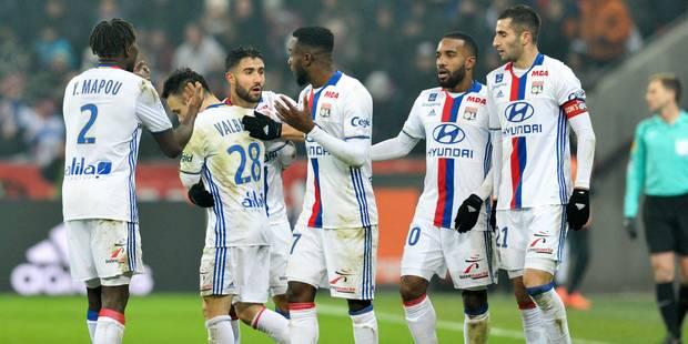 Ligue 1: Monaco reprend seul la tête, Lyon bat Marseille - La DH