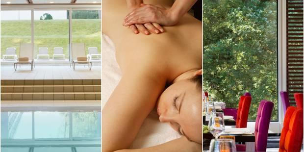 On a testé le massage le plus chaud de l'année - La DH