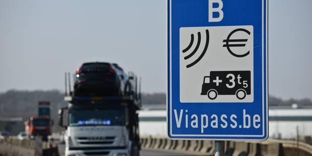 Taxe kilométrique: Des chauffeurs routiers utilisent un brouilleur de gps pour éviter de payer - La DH