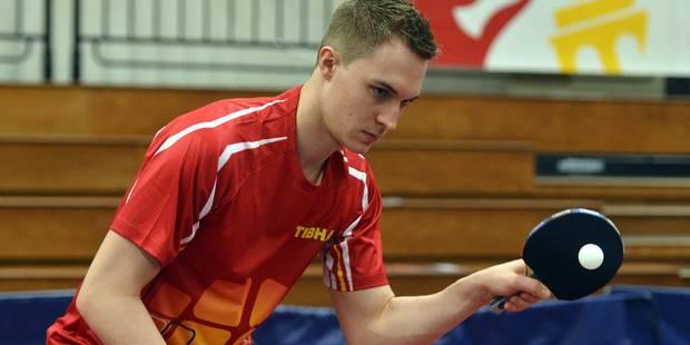 Qualifs pour l'Euro de tennis de table: la Belgique battue en Pologne - La DH