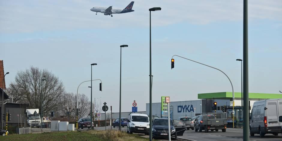 L'impact économique exorbitant du bruit des transports à Bruxelles