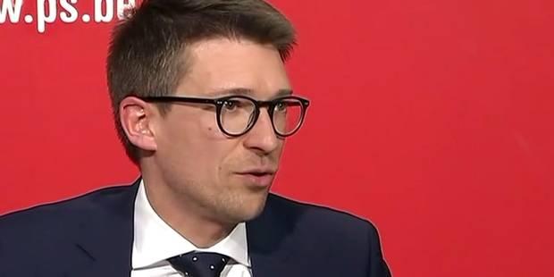 Gouvernement wallon : Pierre-Yves Dermagne remplace Paul Furlan - La DH