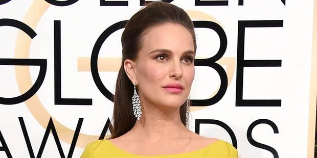 Natalie Portman enceinte et dénudée pour Vanity Fair - La DH