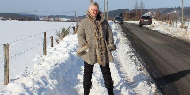 Vielsalm: bloqués à la maison par la neige pendant deux jours !
