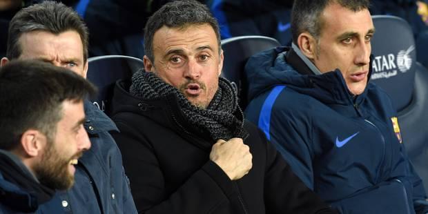 """Pour l'entraîneur du Barça, c'est """"fantastique"""" que des joueurs partent en Chine - La DH"""