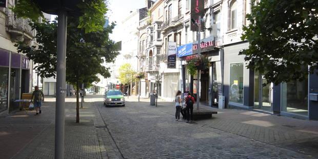 Charleroi : la Ville Basse change de plan de circulation - La DH