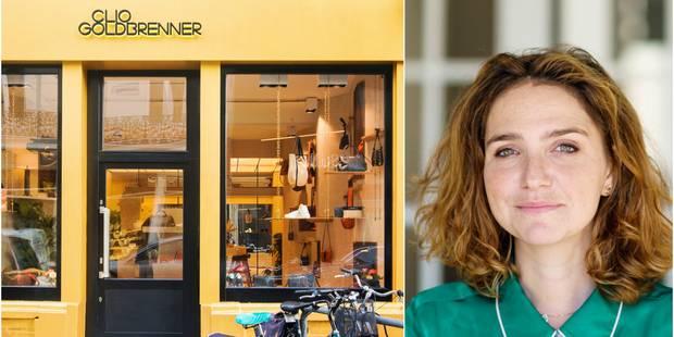 """Clio Goldbrenner : """"je travaille avec des petits artisans, des petits ateliers que je connais bien, qu'ils soient belges..."""