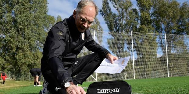 Erik Roex, le préparateur physique du Standard, a été remercié ! - La DH