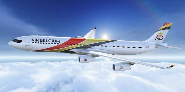 Découvrez les avions de la nouvelle compagnie Air Belgium (PHOTOS) - La DH