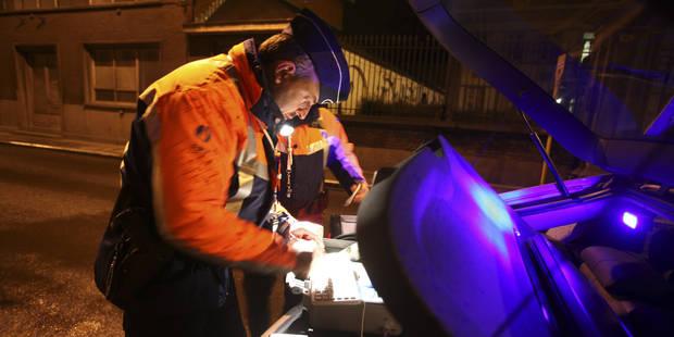 Borinage: La criminalité en baisse de 13% - La DH
