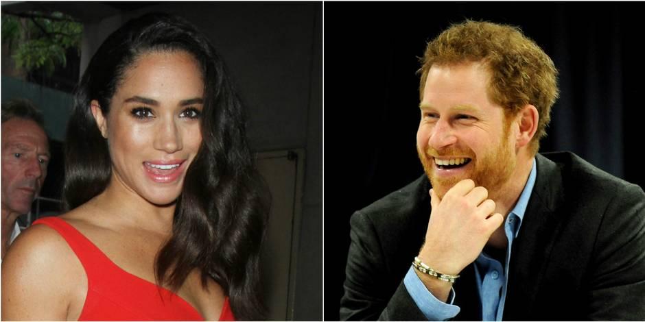Prince Harry et Meghan Markle : une nouvelle photo du couple amoureux