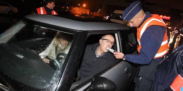 Ottignies-LLN : 18 conducteurs sous influence des stupéfiants ! - La DH