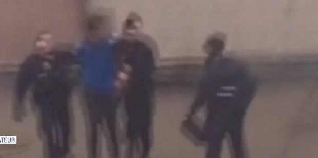 France: un policier inculpé pour viol et trois autres pour violences, un témoin filme les faits (VIDEO) - La DH