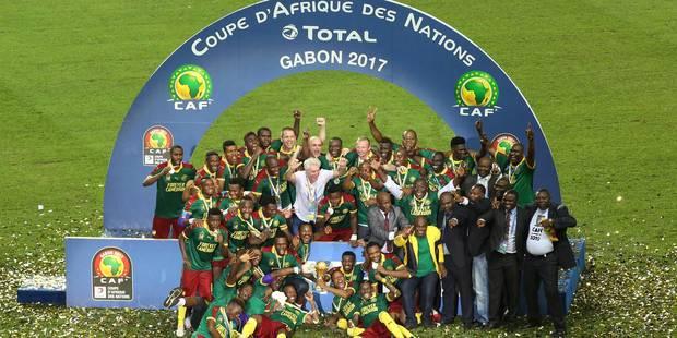 Le Cameroun d'Hugo Broos remporte la Coupe d'Afrique en battant l'Egypte en finale (2-1) - La DH