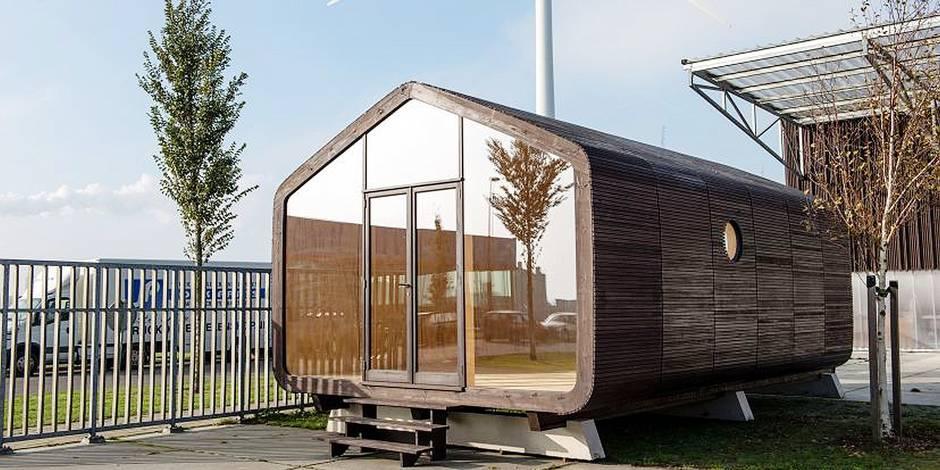La maison du futur sera en carton la dh - Maison du futur bruxelles ...