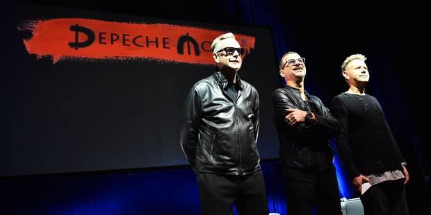 """Avec """"Spirit"""", Depeche Mode ose et envoie du lourd (VIDEOS) - La DH"""
