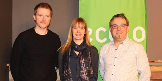 Une nouvelle coprésidence pour Ecolo Picardie - La DH