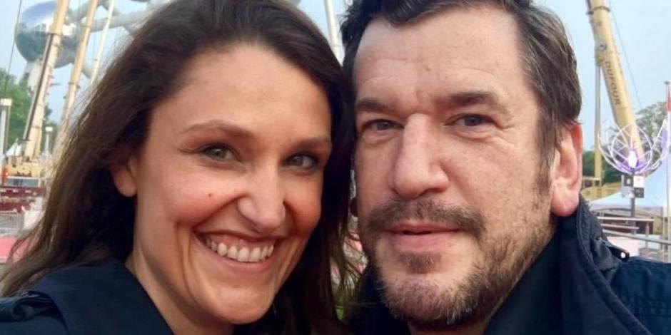 Vincent Taloche et la jolie sexologue : c'est l'amour fou !