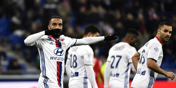 Ligue 1: Nice et Lyon gagnent - La DH