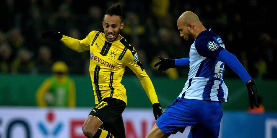 Coupe d'Allemagne: Francfort et Dortmund en quarts de finale